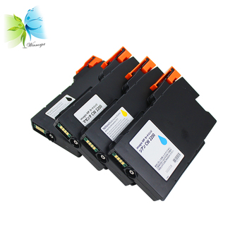 4 colors 841720 full ink cartridge for Ricoh Aficio MP CW2200SP CW2200HSP CW1200SP CW1200HSP printer ink cartridge