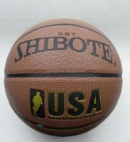 hot selling PVC leather basket balls inflated leather balls PU basketball