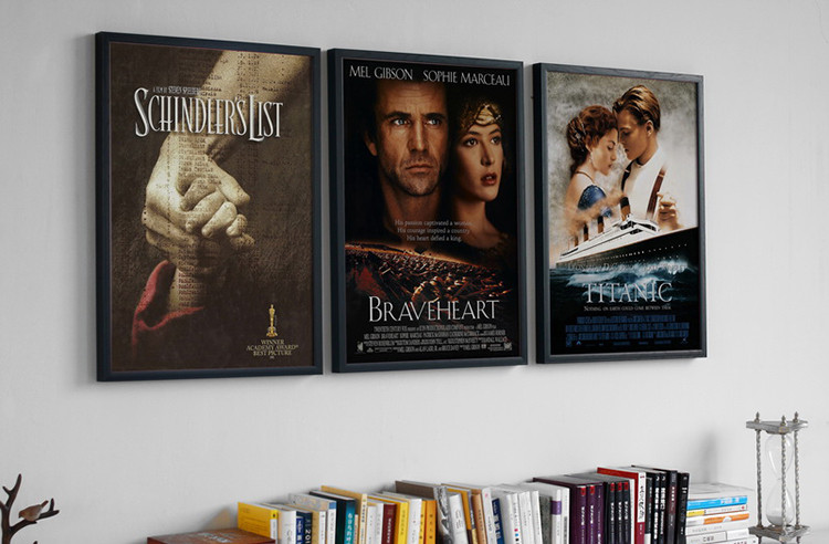 Plastic poster frames 20x26