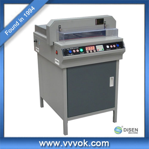 Electric paper cutting machine price