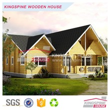Prefabricated log cabin Wooden Log House high quality factory price