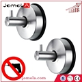 Stainless Steel suction cup bathroom accessories robe hook