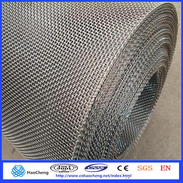 Plain Weave Monel 400 / K-500 Wire Mesh For All Kinds of Heat Exchange Equipment