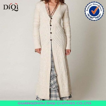 Wholesale Womens Cable Knit Maxi Cardigan Sweater,Women Heavy Knit ...