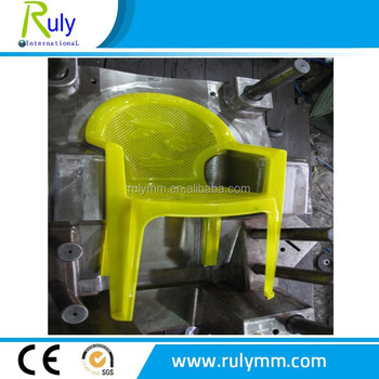 Plastic Chair Injection Mould , Customized Injection Mold