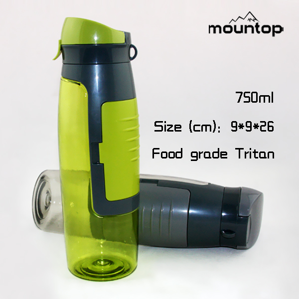 Best selling energy products 2019 protein shaker bottle, drink mix bottle, storage bottle with compartment