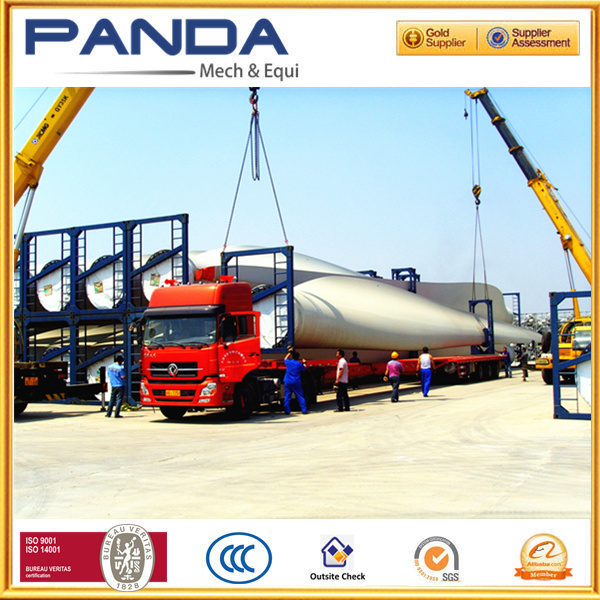 Panda Special trailer type wind power equipment wind blade transport trailer for sale