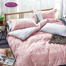 Home textile wholesale bedsheets 100% cotton bedding set duvet cover sets
