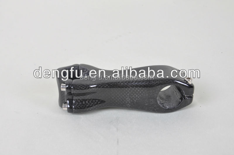 carbon bicycle parts, light weight carbon stem for full carbon road bike frame