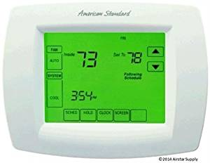 Buy American Standard Multi Stage Thermostat 7 Day
