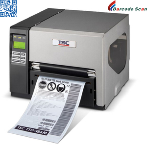 TSC Wide Label Wide format Printer thermal printer a4 size