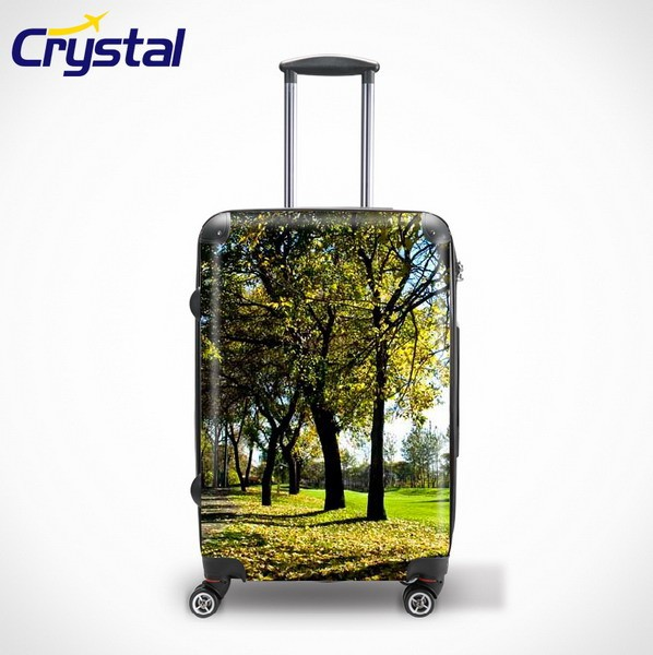 China Manufacturer ABS PC Travel Trolley Wheels Luggage Bag/Antique Car Model New Design ,PC ,ABS Luggage Sets/Trolley Case Set