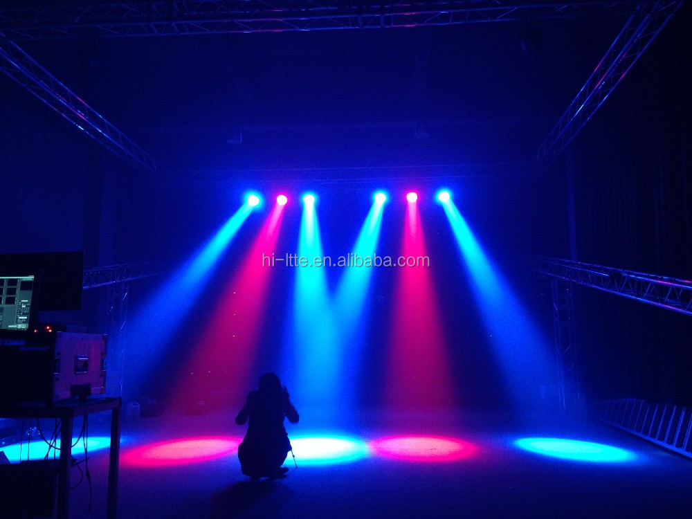 Disco Dj Party Wedding 23pcs 15w Led Wash Moving Head Rgbw Light Stage Lighti