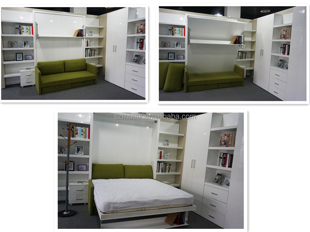 Wall Folding Beds Into Wall Wall Bed Murphy Bed,Fo...