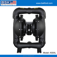 Air Operated Slurry Pump 2 Inch In Cast Iron,Aluminum,Stainless ...