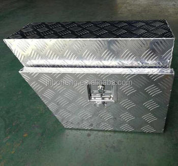 Aluminum Underbody truck tool boxes Ute Trailer under Tray Truck Toolbox BH-X60S