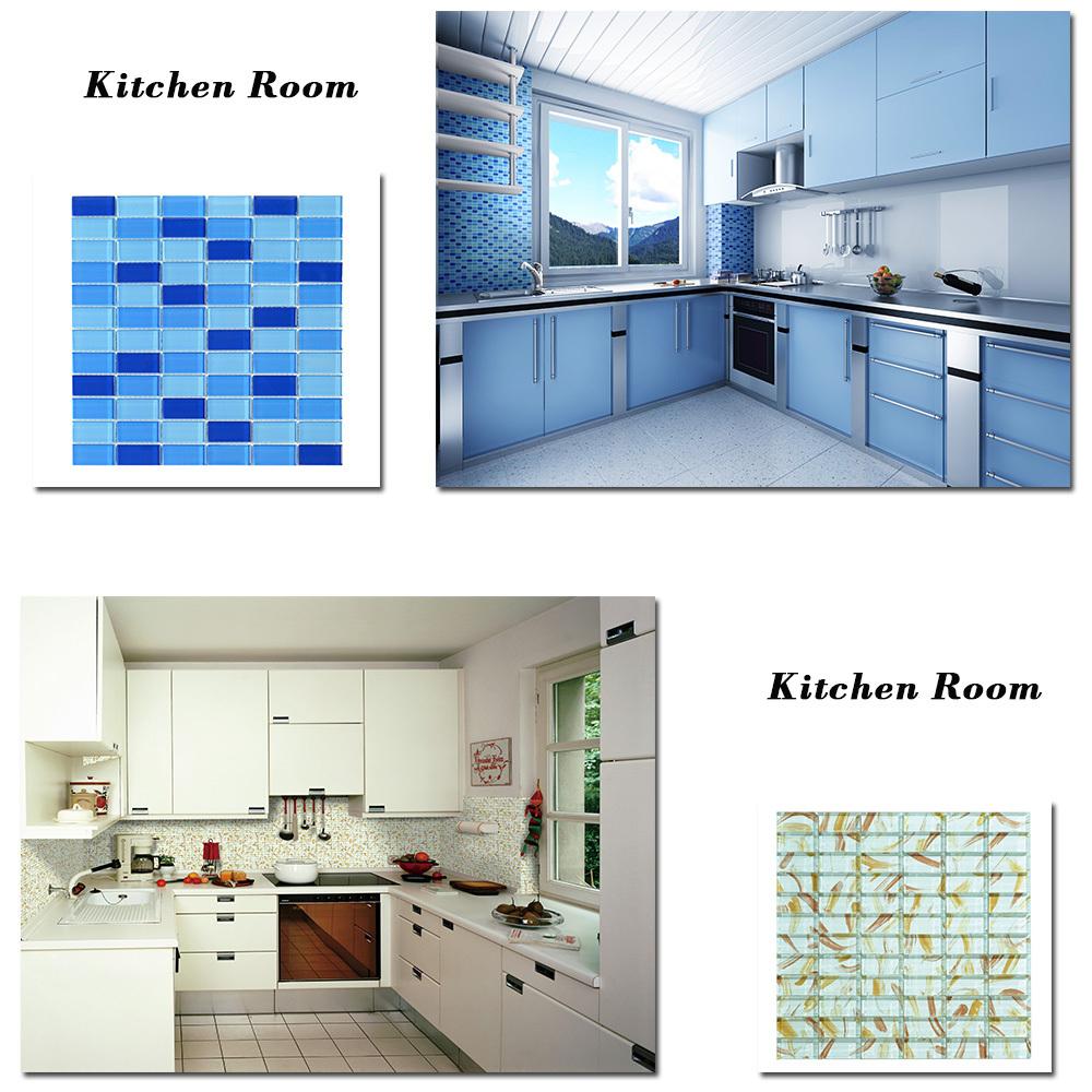 Bathroom Tile Bubble Glass Tile(kesr15077) - Buy Bubble Tile,Bubble ...