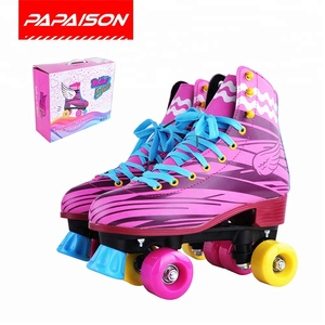 Classic Quad skated Patines roller skate soy luna shoes for sale