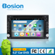 Hot Price Best Quality android 4.2.2 6.2 Inch Dual Screen Portable DVD Player with GPS Radio 3G wifi ipod