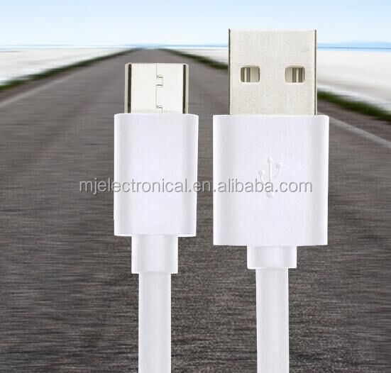 MJ two sided usb cable for iphone 5