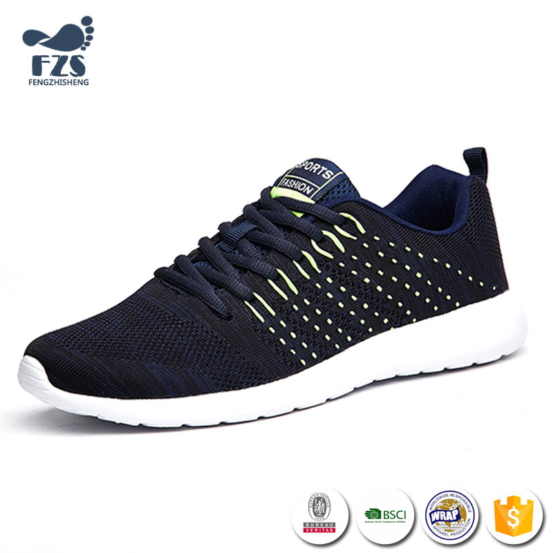 HFX989 Man canvas shoe breathable and useful factory product shoe and bag