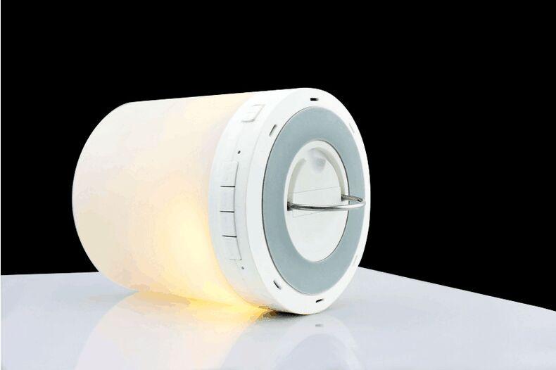 Outdoor Led Speaker/led Light Lamp Speaker Bluetooth Lamp Led With ...