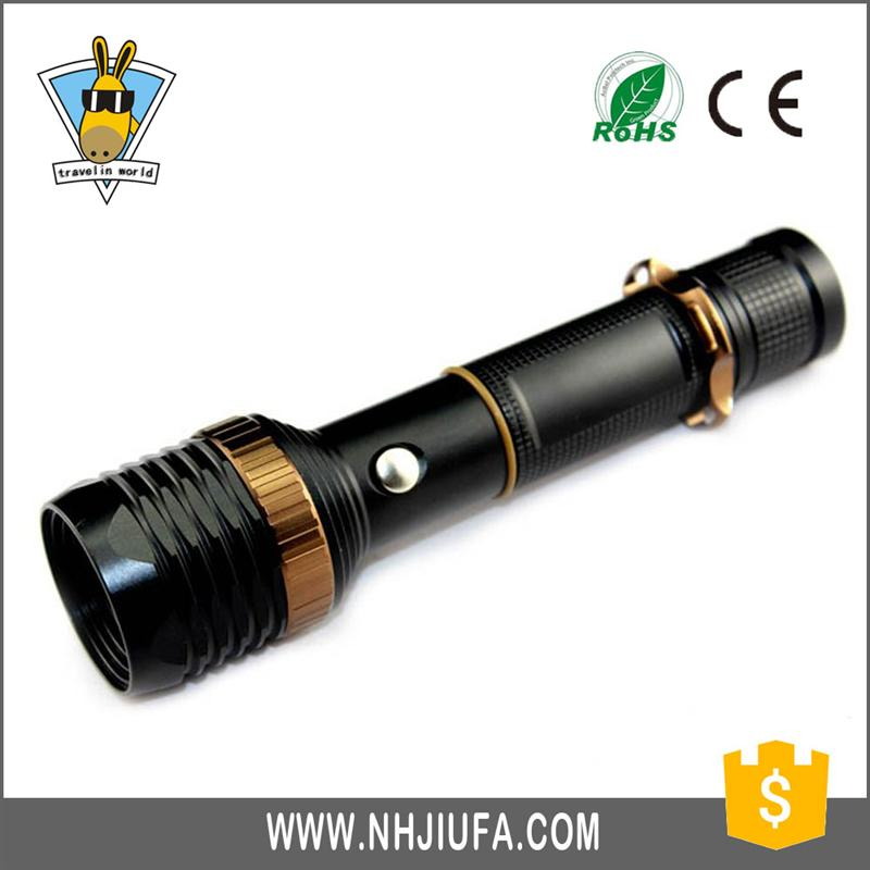 Best Powerful Led Zoom Heads Flashlight Rechargeable,Telescopic ...