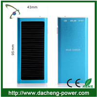laptop solar charger 2 Port External Battery Pack Power Bank For Cellphone iPhone 4 4s 5 1350mah solar charger with CE ROHS