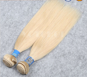 Best Love! Wholesale Price 6A Virgin Hair Top Quality Natural Blonde Human Hair