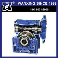 RV Type Useful Worm Gearbox Reducer For Machineries Industrial Distributor