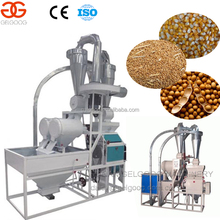 300kg/h Widely used Corn Maize flour milling machine