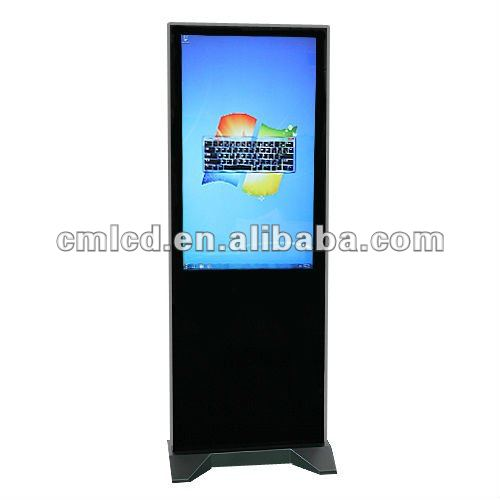 42inch media monitor for advertisement tft bus lcd advertising monitor