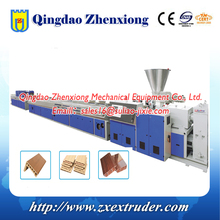 UPVC PVC Profle extrusion line for window and door profile extruder making machine