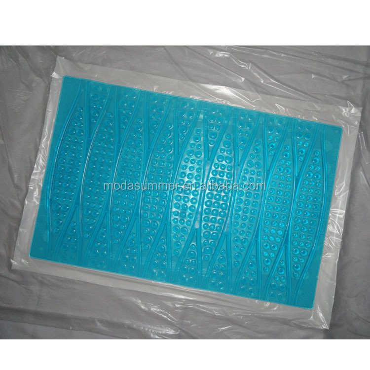 customized cooling gel pillow pad,gel bed mattress,cool gel