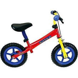 "Cycle force Group 12"" Lightweight Steel Balance Bike, Contains No Chains, Pedals or Sprockets, Recommended for kids Ages 2-4 Years"