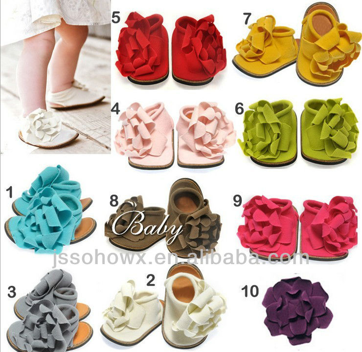 Knitted Baby Sandals Buy Knitted Baby Sandalsbaby Barefoot