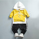children outfit movement two-piece outfit boy baby clothes