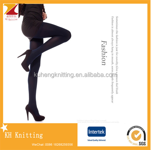 Women silk tube pantyhose stockings high quality