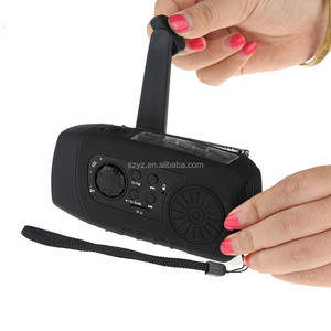Hand Crank Wind Up USB Cell Phone Emergency Charger Dynamo Hand Crank Charger