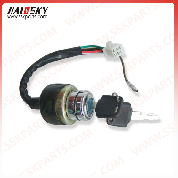 HAISSKY HAIOSKY motorcycle parts spare Customized Motorcycle start switch Ignition Switch for CG125