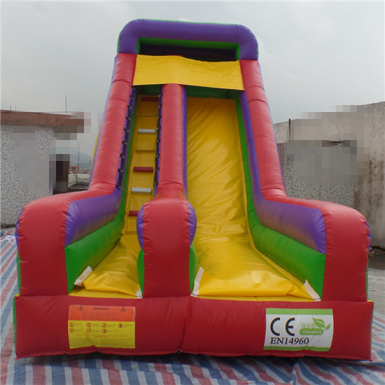 7x3m inflatable slide