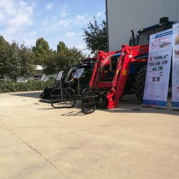Ce Approved Compact Tractor Front End Loader With Pallet Forks - Buy Used  Front End Loader,Farm Tractor Front End Loaders,Mini Front End Loader