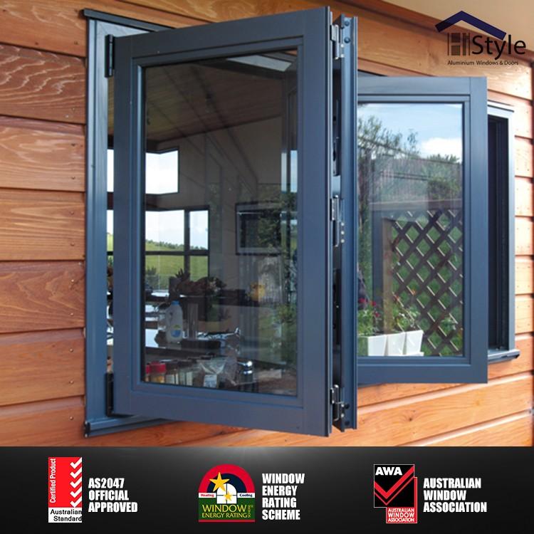As2047 Standard Aluminium Bi Folding Window Bi Fold
