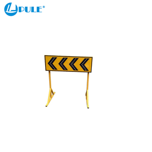 2018 road safety signs traffic safety signal rechargeable sign