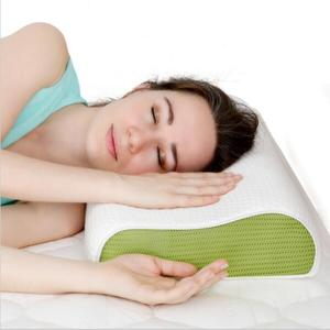 Memory Foam Anti Snore Contour Pillow, memory foam bed pillow