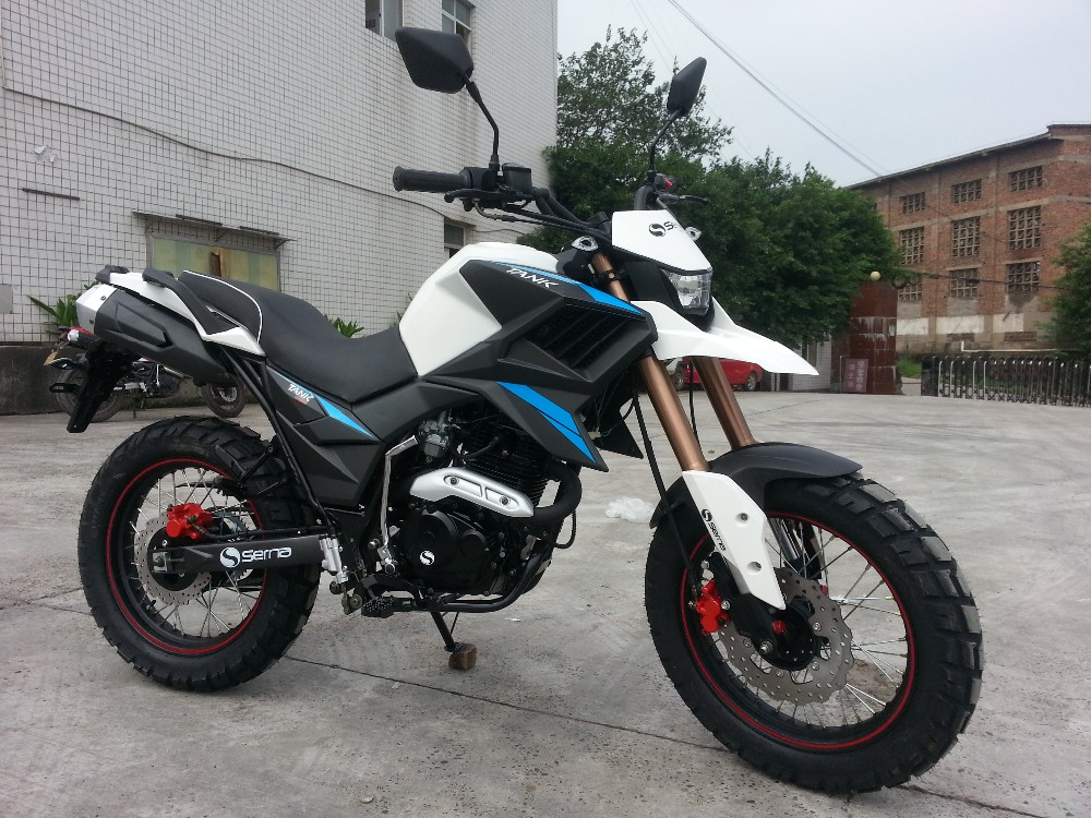 2015 Enduro Bike Tekken250cc Dirt Bike Super Star Tekken