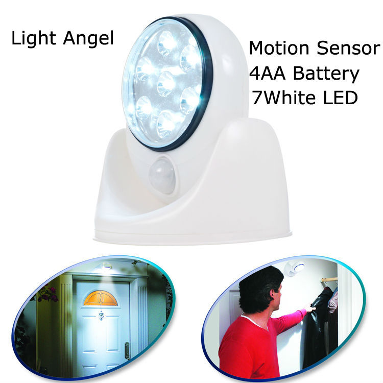 Battery Operated Motion Sensor Light Promotion Shop For