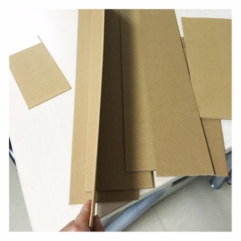 100% recyclable durable cheap kraft flat board for transportation