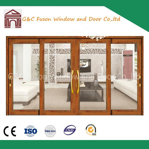 Venta al por mayor puertas balcon de aluminio blanco for Puerta balcon pvc