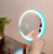 2018 Newest Fasion Cute led lighted makeup mirror with sensor